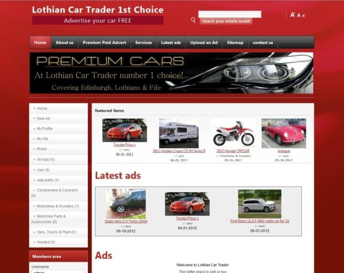 Διαφήμιση και εμπορία αυτοκινήτων